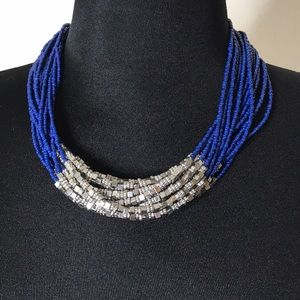 Chico's multi-strand necklace